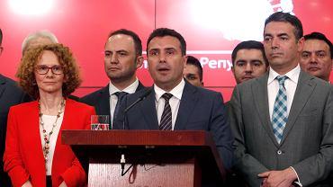 Premier Macedonii Zoran Zajew