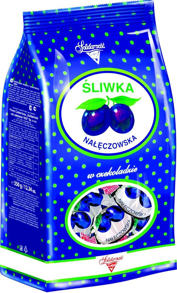 Śliwka nałęczowska - inspiracja konkursowa