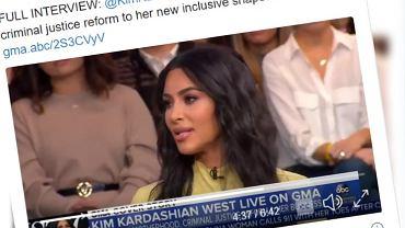 Córka Kim Kardashian miała wypadek