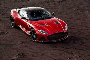Aston Martin DBS Superleggera - lżejszy i piekielnie szybki Aston Martin