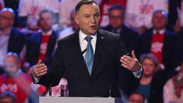 Andrzej Duda w sobotę oficjalnie rozpoczął swoją kampanię wyborczą