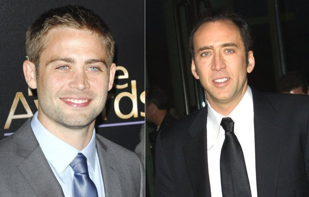 Cody Walker i Nicolas Cage
