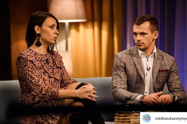 Agata i Adrian - 'Rolnik szuka żony'