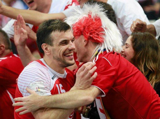 Michał Jurecki z Vive Kielce w reprezentacji Polski podczas mistrzostw świata w Katarze