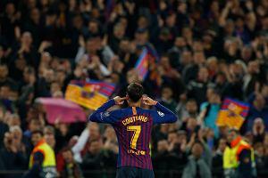 Kibice Barcelony wygwizdali swoją gwiazdę. Piłkarz tłumaczy, co oznaczał jego gest
