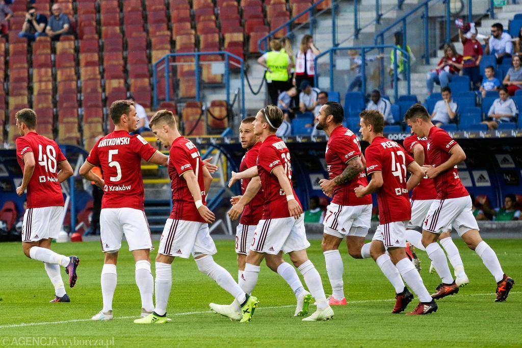 Wisła Kraków - AS Monaco 1:1, karne 5-4