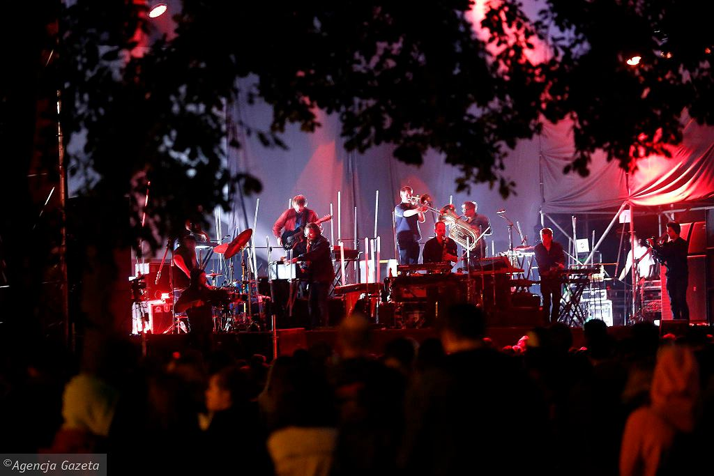 OFF Festival 2016. Jaga Jazzist / DAWID CHALIMONIUK