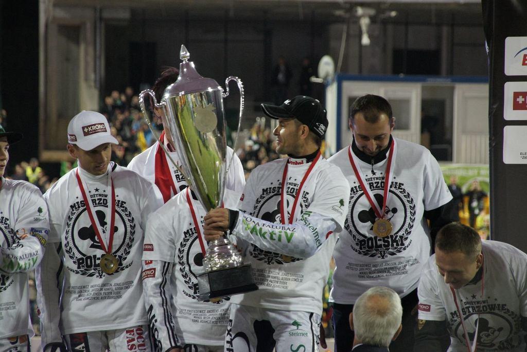 Falubaz mistrzem Polski 2013
