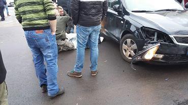 Tragiczny wypadek na ul. Lutomierskiej
