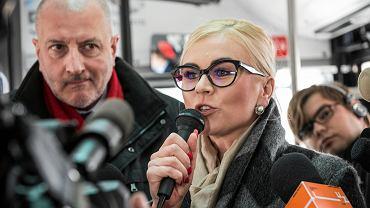 Wiceprezydent Magdalena Piasecka