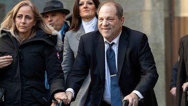 Zapadł wyrok w sprawie Harveya Weinsteina. Producenta czekają 23 lata więzienia