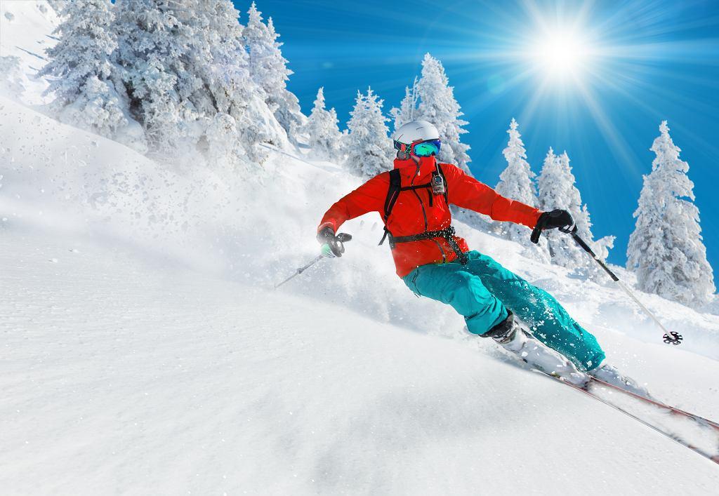 Gdzie gwiazdy jeżdżą na narty?