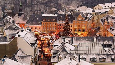 W Niemczech jarmarki bożonarodzeniowe odbywają się w niemal każdym mieście i miasteczku. Annaberg-Buchholz, Niemcy / fot. Shutterstock