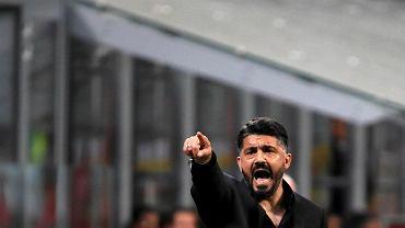 """Gennaro Gattuso """"wypowiedział wojnę"""" najdroższemu piłkarzowi w historii Napoli. Jest wściekły"""
