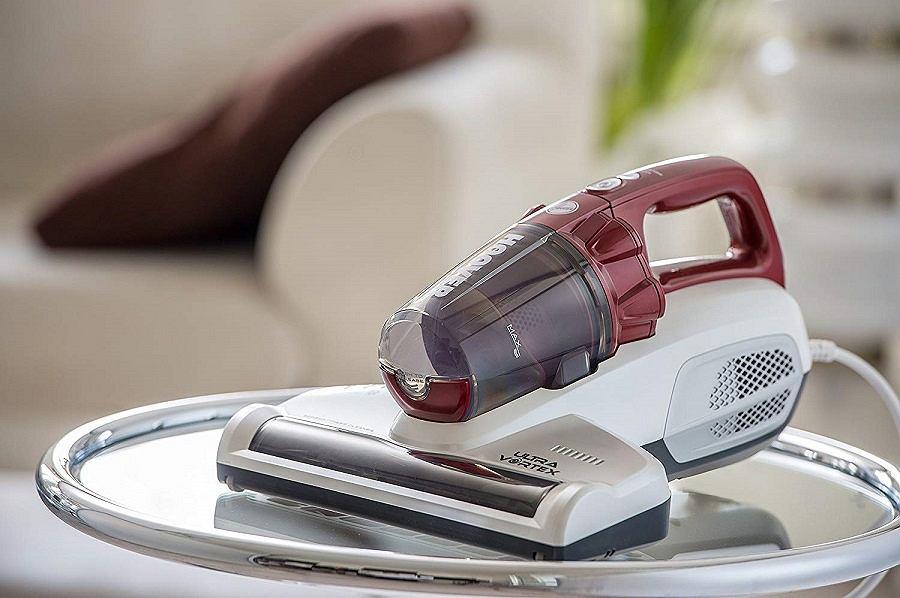 Odkurzacz do materacy posłuży także, jako odkurzacz ręczny