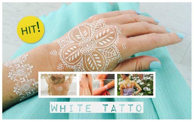 Białe Tatuaże Zobacz O Co Chodzi I Jak Je Zrobić