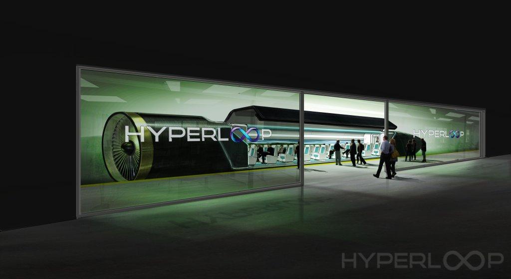 Projekt Hyperloop