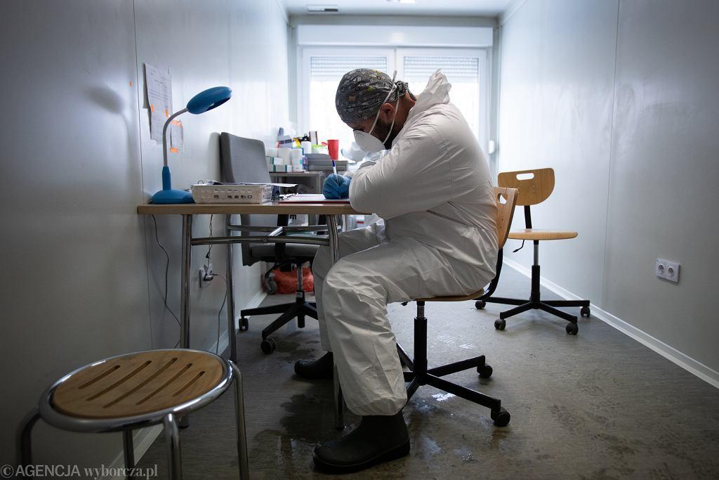 Epidemia koronawirusa / zdjęcie ilustracyjne