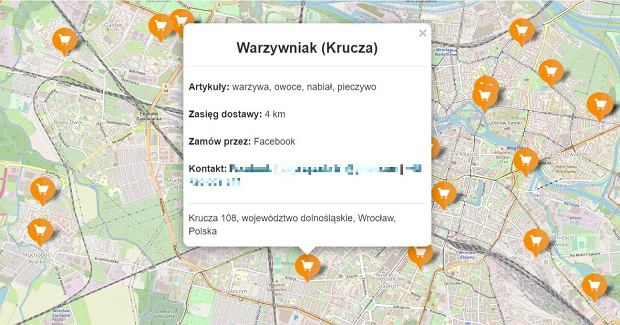 Koronawirus we Wrocławiu. Zado.pl skupia lokalne sklepy, które oferują dostawę zakupów do domu