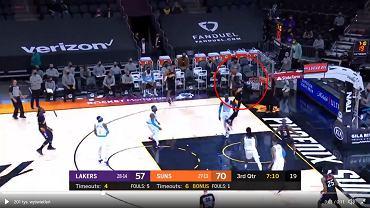 Chris Paul, rozgrywający Phoenix Suns w wygranym meczu z Los Angeles Lakers 111:94 został szóstym zawodnikiem w historii NBA, który miał 10000 asyst