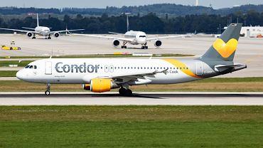 Samolot linii lotniczych Condor
