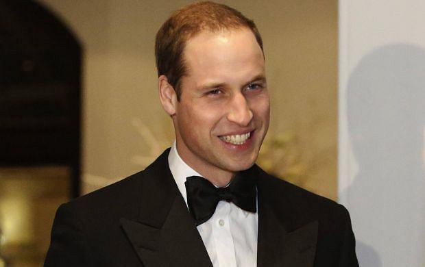 Książę William.