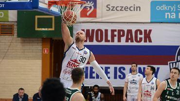 King Szczecin - Legia Warszawa . Mecz z 6 kwietnia 2021
