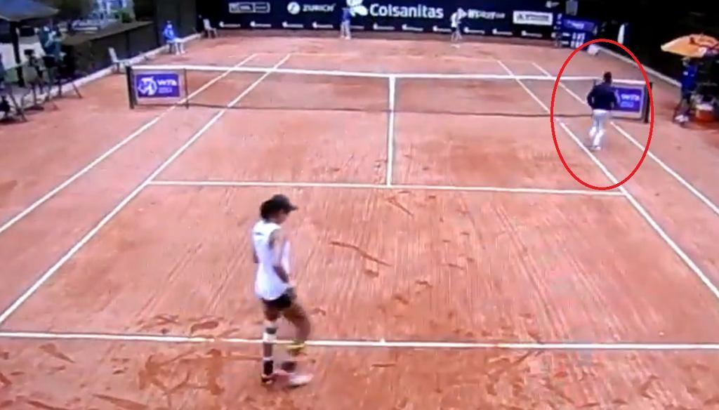 Turniej w Bogocie. Co wymyślił sędzia!?
