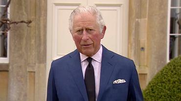 Śmierć księcia Filipa. Książę Karol wydał oświadczenie