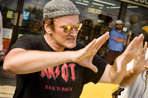 Quentin Tarantino przygotowuje nowy film!