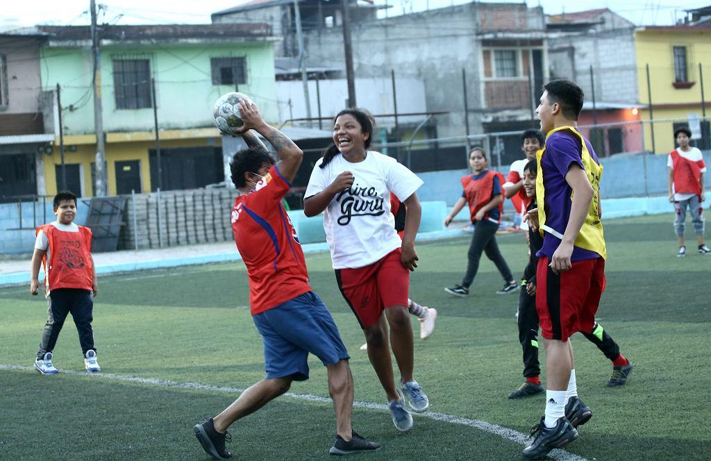 Zajęcia sportowe w El Patojismo