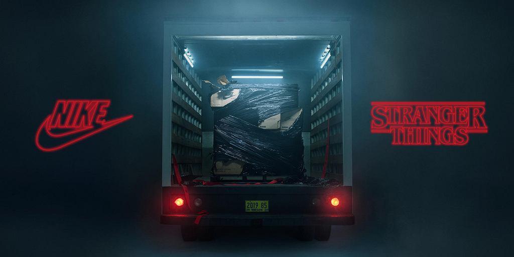Nike x 'Stranger Things' - wspólna kolekcja