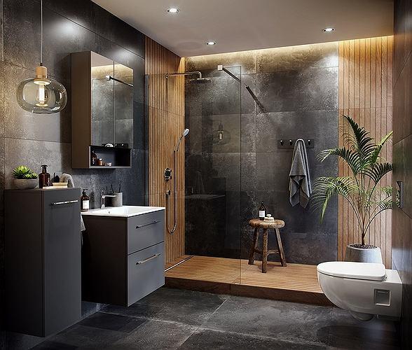 Projekt łazienki- KOŁO
