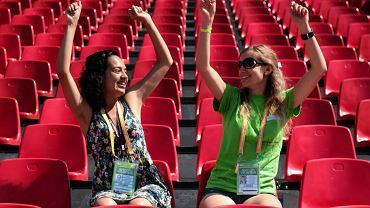 Wolontariusze pomagali podczas Euro 2012