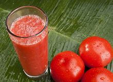 Koktajl pomidorowy - ugotuj