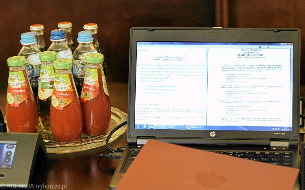 Laptop / Zdjęcie ilustracyjne