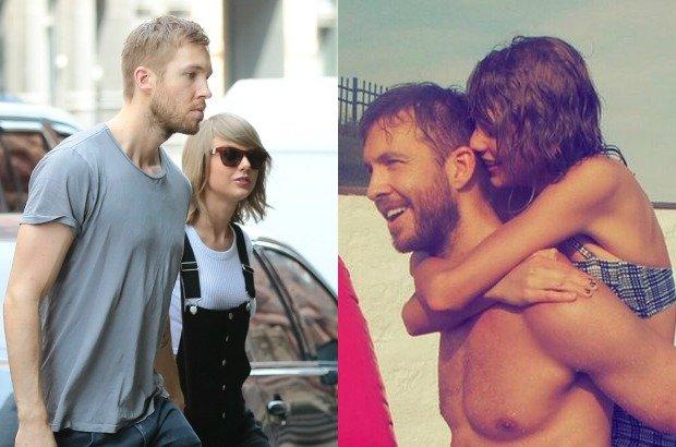 Taylor Swift i Calvin Harris
