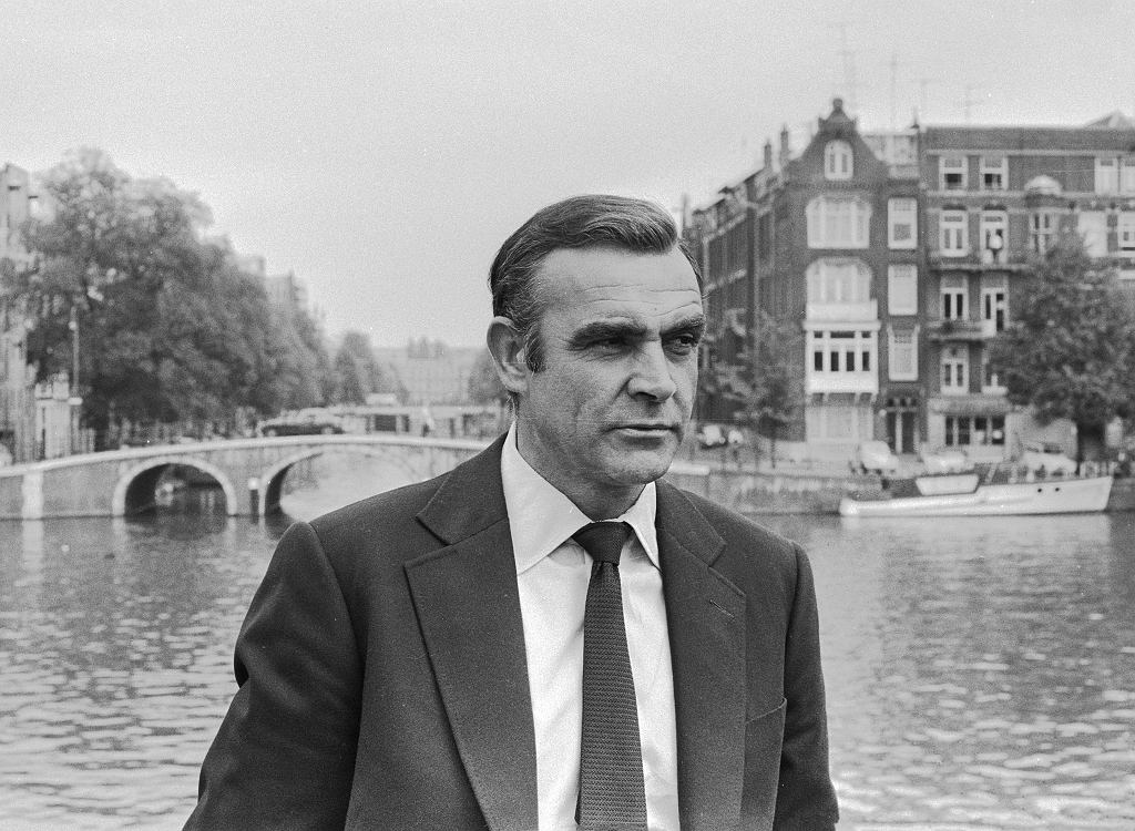 Sean Connery jako James Bond, 1971