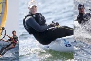 Troje zawodników Kredyt Bank Polish Sailing Team startuje w Londynie