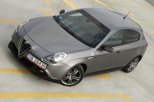 Alfa Romeo Giulietta QV | Test | Ciągle młoda