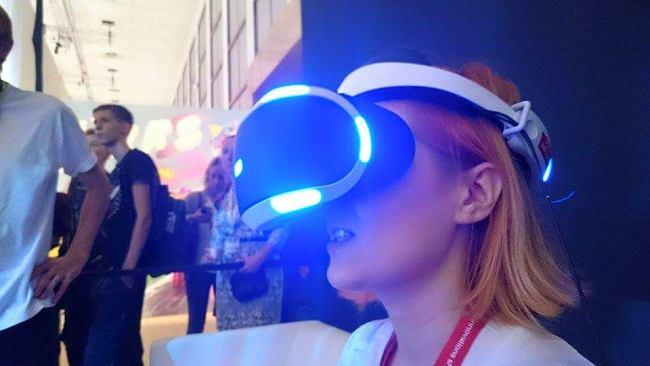 IFA 2015 - widziałam przyszłość rozrywki. Sony Morfeusz - pierwsze wrażenia