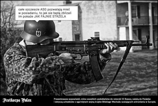 Freikorps Polen; Jarek Kubcki, Michał Michalski