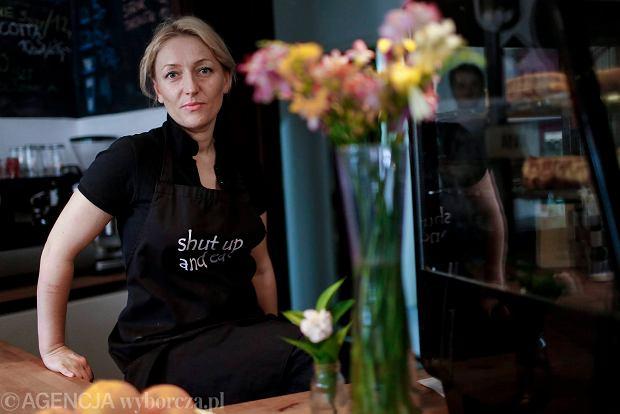 Gotuje Agnieszka, która przeszła eliminacje do Masterchefa.