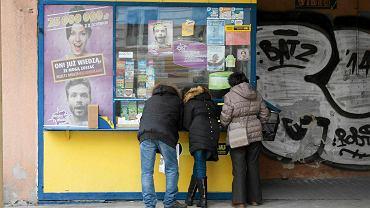 W Eurojackpot można zagrać w punktach Lotto