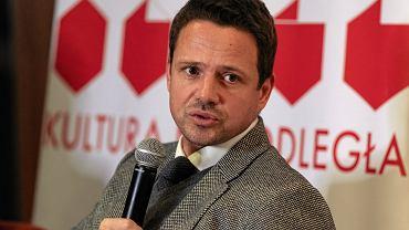Sondaż wyborczy. Rafał Trzaskowski cieszy się największym poparciem wśród warszawiaków