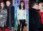 Miss Polonia, Richardson z Zamachowskim, Kukulska z mężem.. Kto pojawił się na premierze spektaklu &