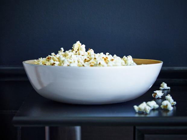 Duża miska idealna na popcorn