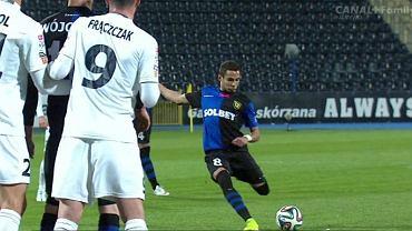 Strzał Alvarinho na 1:0