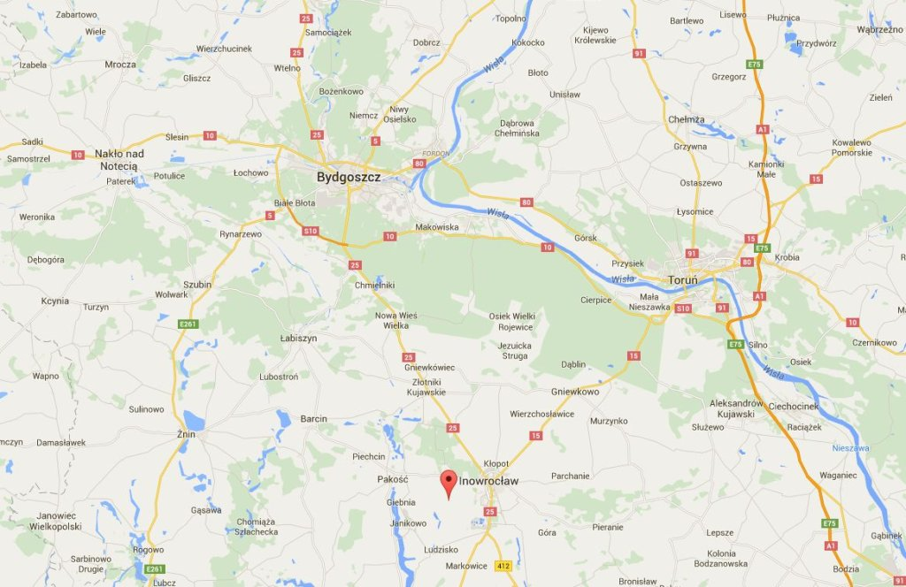 Wypadek na przejeździe kolejowym w Dziarnowie