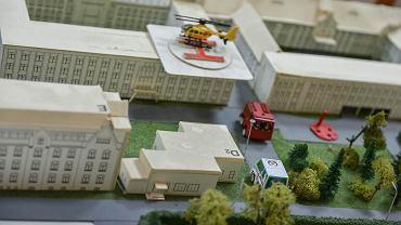 Szpital postawi nowy budynek. W nim nowy OIOM na więcej łóżek